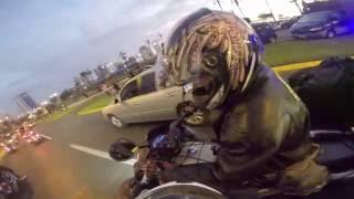 ANIVERSARIO HUSARES DE IQUIQUE 2015 - MOTO ENCUENTRO  - ANGEL CARPIO SALAZAR - PARTE 2