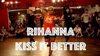 Rihanna - Kiss It Better | Hamilton Evans Choreography