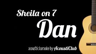 Sheila on 7 - Dan (Acoustic Guitar Karaoke)