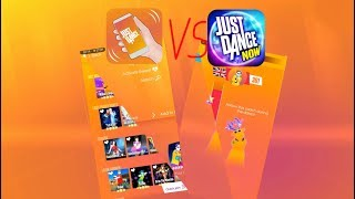 Just Dance Now VS. Just Dance Controller App