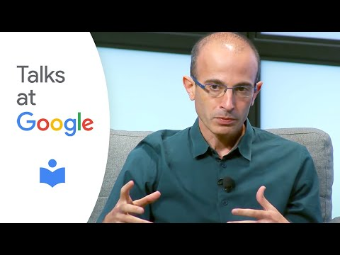 Xxx Mp4 Yuval Noah Harari 21 Lessons For The 21st Century Talks At Google 3gp Sex