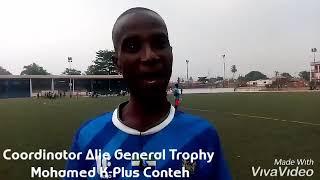 Alie General Trophy 1st Edition Reaches Quarter Finals K-Plus Reveals