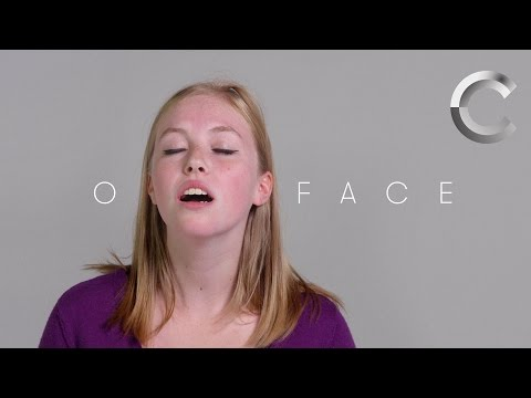 O-Face | 100 People Show Us Their O-Faces