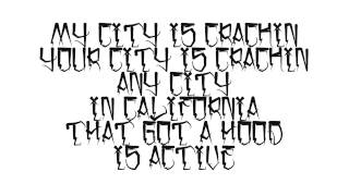 Young Drummer Boy - Welcome To California (With Lyrics On Screen)-Rude Boy 2013
