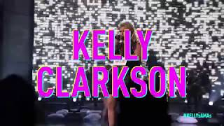 Kelly Clarkson - American Music Awards Announcement