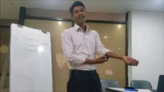 The talent of a BCS cadre.......