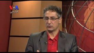 Masoud Raouf VOA
