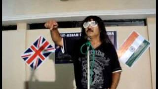 Download ENGLISH COMEDY BY DESI COMEDIAN(PART-1) LIVE IN INDIA by BRIJ MOHAN,comedian from LONDON. 3Gp Mp4