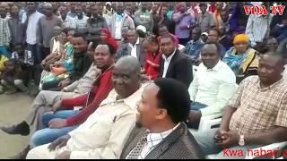 KIMENUKA: Mstahiki Meya Arusha, Kalisiti Lazaro: Rais aje Arusha ....