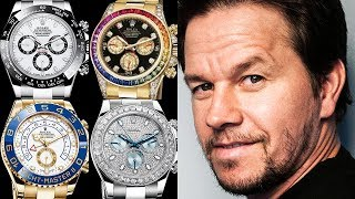 Mark Wahlberg Watch Collection - Rated from 1 to 10!