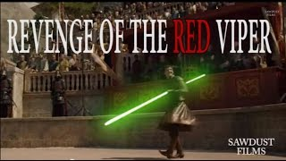 Red Viper VS The Mountain (Lightsaber) Game of Thrones