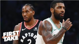Celtics are the hottest team in the East but Raptors are the best - Max Kellerman l First Take