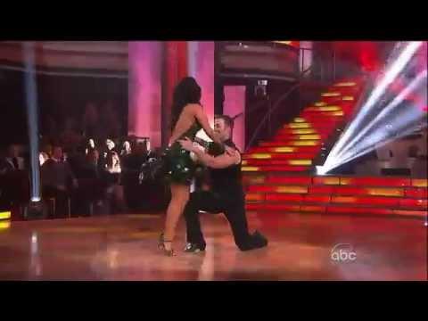 William Levy y Cherul Burke bailan CHA CHA CHA en DWTS 1st week.mp4
