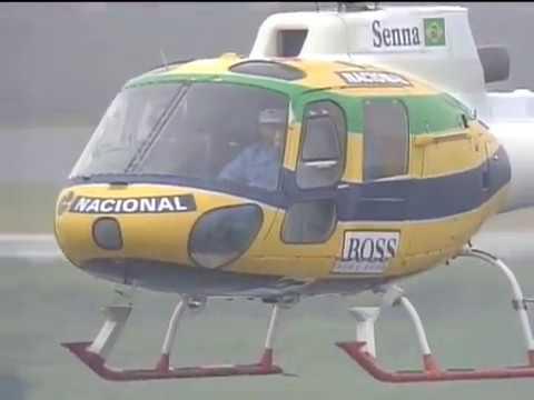1994 F1 日本GP オープニング� �アイルトン・セナ� 悼セレモニー抜粋