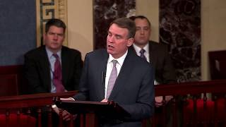 Warner speaks about Trump and Mueller's Future