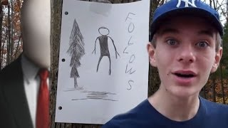 Slender in Real Life