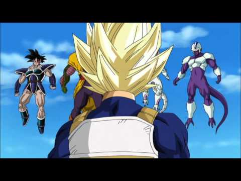Strength In Numbers Times Of Grace DBZ AMV