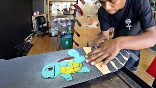Squirtle Griptape