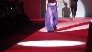 時裝秀(薄紗裁縫) No. 0251 - 2011. October Model fashion show