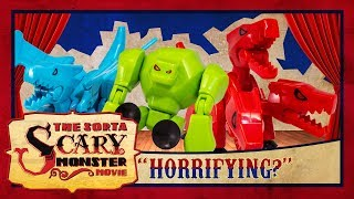 The Sorta Scary Monster Movie | Official Stikbot Movie