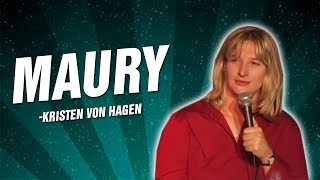 Maury (Stand Up Comedy)