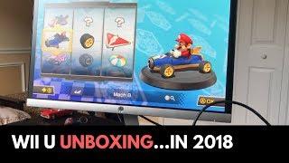 Wii U Unboxing in 2018!