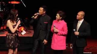 苗僑偉、戚美珍共唱《欢乐年年》Michael Miu & Jaime Chik
