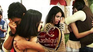 Ishaani, Ranveer HUG & CRY @ Last Episode Shoot Of Meri Aashiqui Tumse Hi