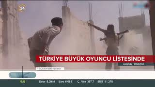 Erdoğan'dan hayran bıraktıran dış politika