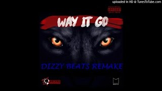 Dj Switch ft. Nasty C, Youngsta, Stogie T - WAY IT GO [Beat Remake||Prod. by Dizzy Beats]
