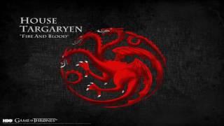 House Targaryen & Dragons Themes (1-6)