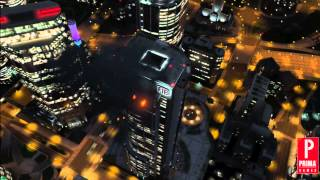 GTA 5 - The Bureau Raid - Fire Crew Approach