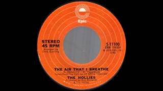 1974_076 - Hollies, The - The Air That I Breathe - (45)