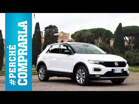 Volkswagen T Roc 2018 Perché comprarla e perché no