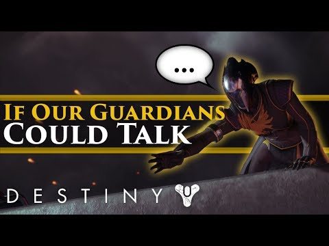 Destiny 2 – What if our guardians could talk Silent Protagonists vs Voiced Protagonists