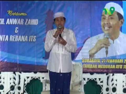 KH Anwar Zahid ; 212 - 2017 ; Himbauan tentang Kondisi Negeri, pesan membangun NKRI dengan hati