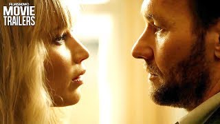 RED SPARROW   Meet Dominika and Nate from Russian Spy Thriller