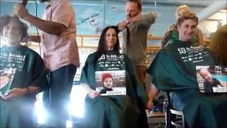 ST Baldericks head shave 3.15.14