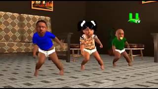 UTV Cute Babies Dancing Animation
