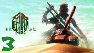 Metal Max Xeno Walkthrough Gameplay Part 3 - No Commentary (PS4 PRO)