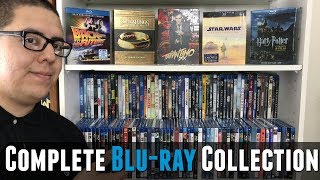 My Complete Blu-ray Collection