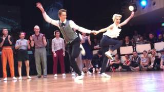 Boogie Woogie Competition WILD | Rock That Swing 2016