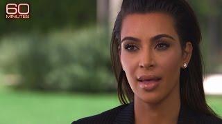 Kim Kardashian Talks Privacy & Fame In Pre-Robbery '60 Minutes' Interview