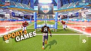 Top 10 Best Sports Games For Android/iOS 2019! [Offline/Online]
