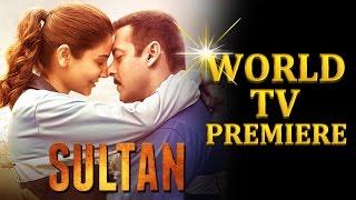 Salman's Sultan World TV Premiere Set To BREAK ALL RECORDS