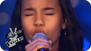 Whitney Houston - Run To You (Diana) | The Voice Kids 2017 | Sing Offs | SAT.1