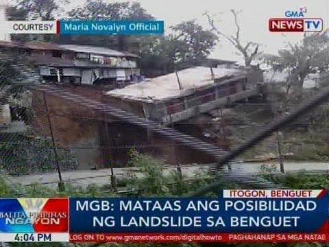 Xxx Mp4 BP MGB Mataas Ang Posibilidad Ng Landslide Sa Benguet 3gp Sex