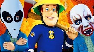Sam le Pompier en francais : Feu à la fête d