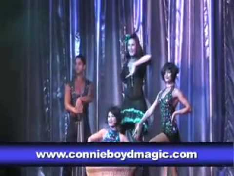 Illusions 2 Sexy Magic Show
