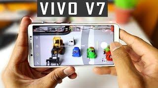 Vivo V7 Camera Settings Detail in हिंन्दी  (Hindi) | Professional, Beauty, UltraHD Mode